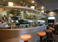 Bar du restaurant L'Ecume à Chartres