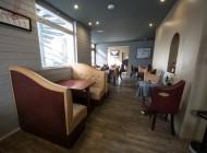 Salle de restaurant l'Ecume à Chartres