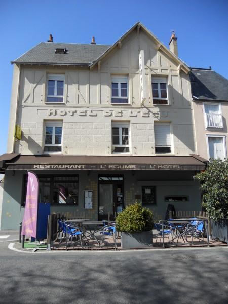 Restaurant L'Ecume à Chartres